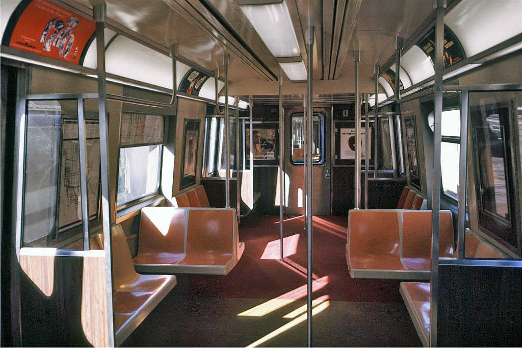 (305k, 1024x682)<br><b>Country:</b> United States<br><b>City:</b> New York<br><b>System:</b> New York City Transit<br><b>Location:</b> Coney Island/Stillwell Avenue<br><b>Route:</b> D<br><b>Car:</b> R-44 (St. Louis, 1971-73) 329 <br><b>Photo by:</b> Doug Grotjahn<br><b>Collection of:</b> Joe Testagrose<br><b>Date:</b> 11/29/1972<br><b>Viewed (this week/total):</b> 0 / 1352
