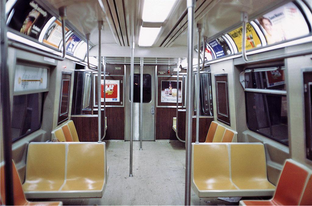 (260k, 1024x676)<br><b>Country:</b> United States<br><b>City:</b> New York<br><b>System:</b> New York City Transit<br><b>Route:</b> N<br><b>Car:</b> R-46 (Pullman-Standard, 1974-75) 508 <br><b>Photo by:</b> Doug Grotjahn<br><b>Collection of:</b> Joe Testagrose<br><b>Date:</b> 11/26/1975<br><b>Viewed (this week/total):</b> 0 / 1476