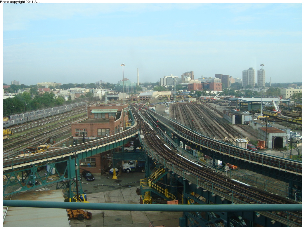 (354k, 1044x788)<br><b>Country:</b> United States<br><b>City:</b> New York<br><b>System:</b> New York City Transit<br><b>Location:</b> Westchester Yard<br><b>Photo by:</b> Anthony J. Liccese<br><b>Date:</b> 8/8/2011<br><b>Viewed (this week/total):</b> 0 / 1113