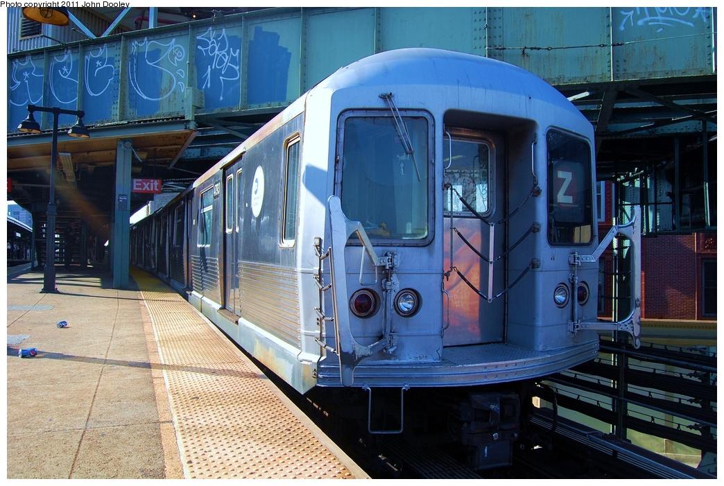 (362k, 1044x701)<br><b>Country:</b> United States<br><b>City:</b> New York<br><b>System:</b> New York City Transit<br><b>Line:</b> BMT Nassau Street/Jamaica Line<br><b>Location:</b> Broadway/East New York (Broadway Junction) <br><b>Car:</b> R-42 (St. Louis, 1969-1970)  4793 <br><b>Photo by:</b> John Dooley<br><b>Date:</b> 8/17/2011<br><b>Viewed (this week/total):</b> 0 / 1066