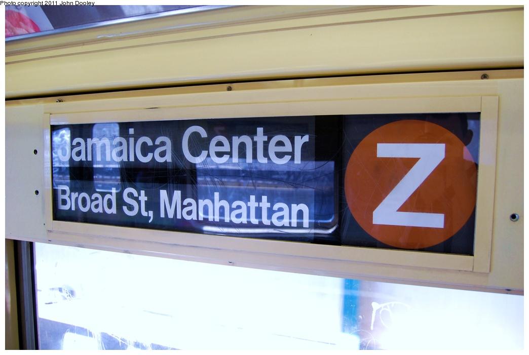 (219k, 1044x701)<br><b>Country:</b> United States<br><b>City:</b> New York<br><b>System:</b> New York City Transit<br><b>Route:</b> Z<br><b>Car:</b> R-42 (St. Louis, 1969-1970)  Interior <br><b>Photo by:</b> John Dooley<br><b>Date:</b> 8/17/2011<br><b>Viewed (this week/total):</b> 0 / 696