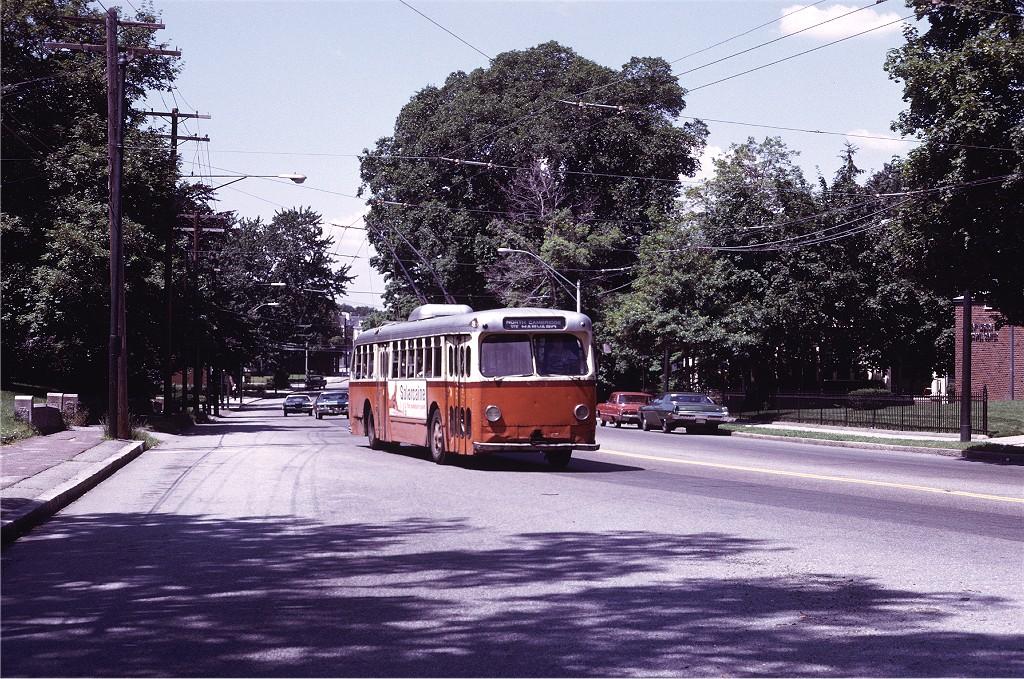 (303k, 1024x679)<br><b>Country:</b> United States<br><b>City:</b> Boston, MA<br><b>System:</b> MBTA Boston<br><b>Line:</b> MBTA Trolleybus (71,72,73)<br><b>Location:</b> Mt. Auburn St./Walnut (71)<br><b>Car:</b> MBTA Trolleybus 8524 <br><b>Photo by:</b> Joe Testagrose<br><b>Date:</b> 7/6/1972<br><b>Viewed (this week/total):</b> 0 / 516