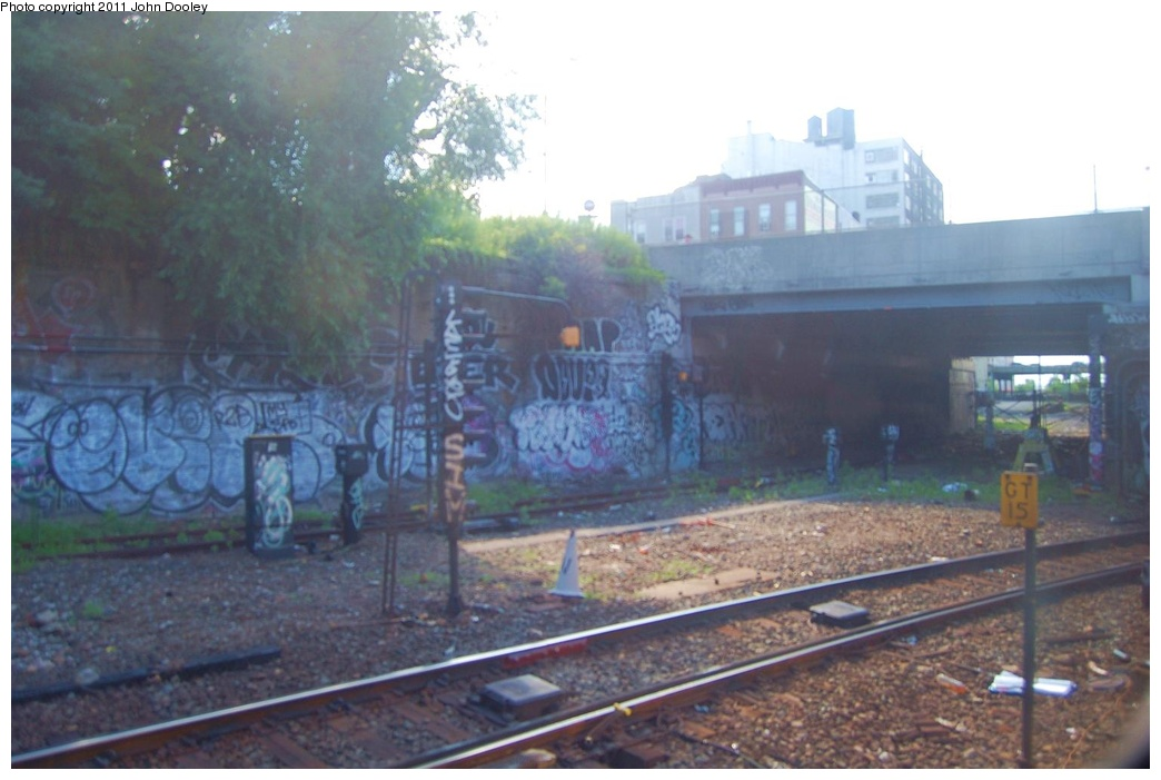 (243k, 1044x701)<br><b>Country:</b> United States<br><b>City:</b> New York<br><b>System:</b> New York City Transit<br><b>Line:</b> South Brooklyn Railway<br><b>Location:</b> West End Jct (east of 4th Ave) (SBK)<br><b>Photo by:</b> John Dooley<br><b>Date:</b> 6/29/2011<br><b>Viewed (this week/total):</b> 2 / 1221