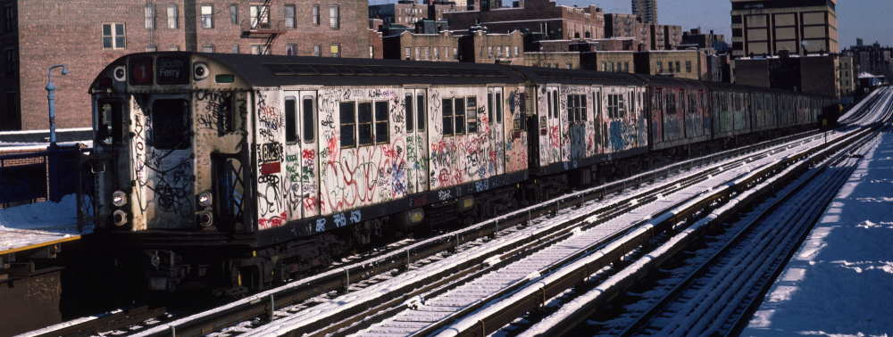 (68k, 1000x378)<br><b>Country:</b> United States<br><b>City:</b> New York<br><b>System:</b> New York City Transit<br><b>Line:</b> IRT West Side Line<br><b>Location:</b> 207th Street <br><b>Route:</b> 1<br><b>Car:</b> R-29 (St. Louis, 1962) 8629 <br><b>Photo by:</b> Robert Callahan<br><b>Date:</b> 2/3/1985<br><b>Viewed (this week/total):</b> 1 / 862
