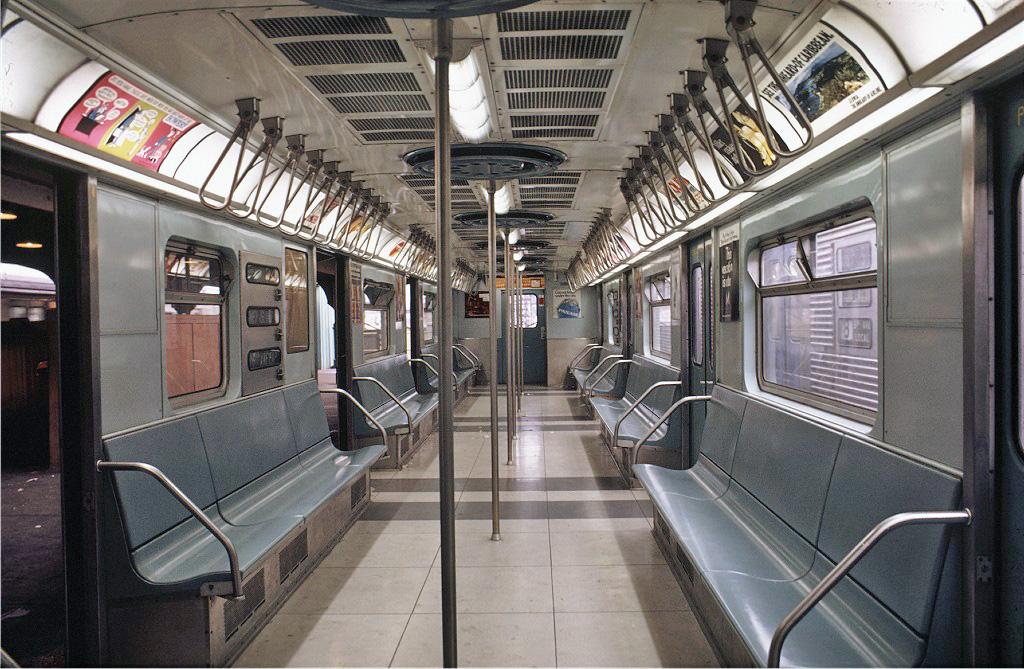 (301k, 1024x669)<br><b>Country:</b> United States<br><b>City:</b> New York<br><b>System:</b> New York City Transit<br><b>Car:</b> R-38 (St. Louis, 1966-1967)  4031 <br><b>Photo by:</b> Joe Testagrose<br><b>Date:</b> 7/3/1969<br><b>Notes:</b> Special/test floor tiling<br><b>Viewed (this week/total):</b> 1 / 1387