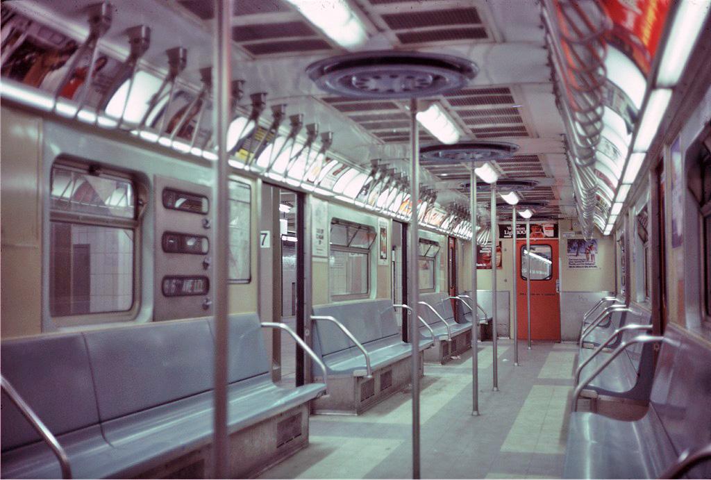 (245k, 1024x691)<br><b>Country:</b> United States<br><b>City:</b> New York<br><b>System:</b> New York City Transit<br><b>Route:</b> B<br><b>Car:</b> R-38 (St. Louis, 1966-1967)  4032 <br><b>Photo by:</b> Steve Zabel<br><b>Collection of:</b> Joe Testagrose<br><b>Date:</b> 6/12/1977<br><b>Viewed (this week/total):</b> 0 / 1503