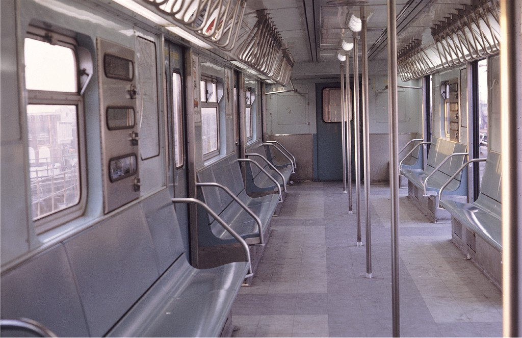 (176k, 1024x663)<br><b>Country:</b> United States<br><b>City:</b> New York<br><b>System:</b> New York City Transit<br><b>Car:</b> R-38 (St. Louis, 1966-1967)  4148 <br><b>Photo by:</b> Joe Testagrose<br><b>Date:</b> 4/26/1969<br><b>Viewed (this week/total):</b> 0 / 1235