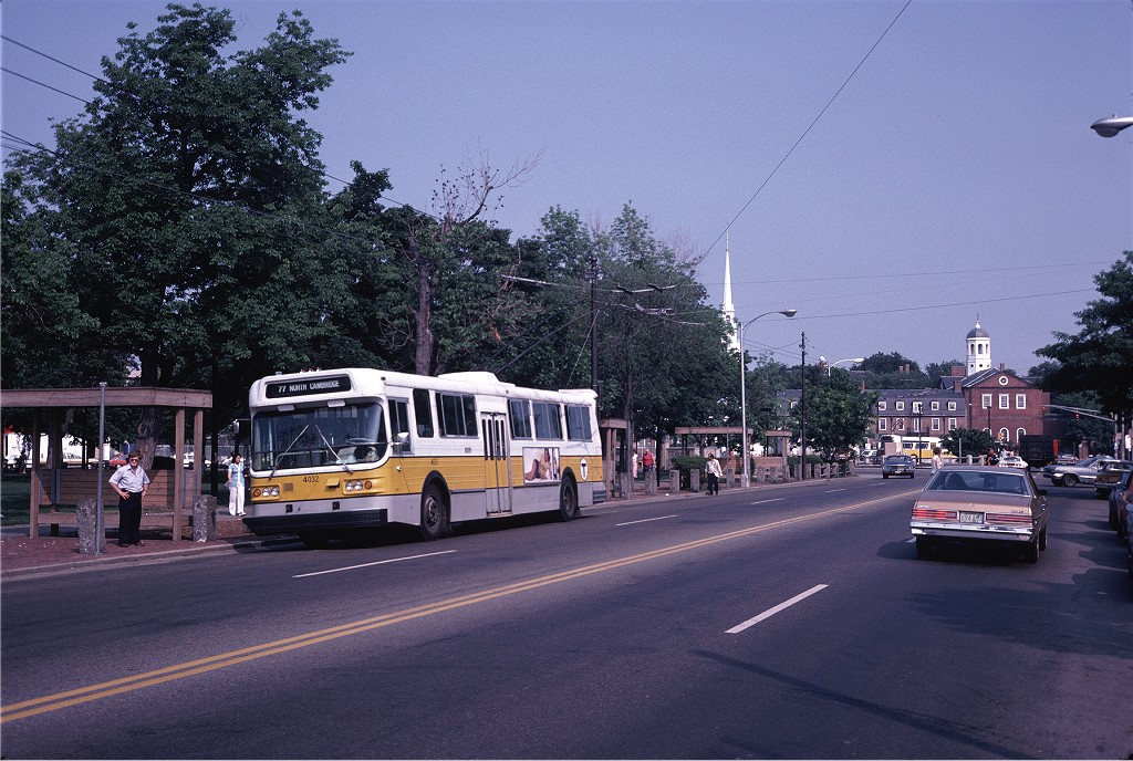 (235k, 1024x688)<br><b>Country:</b> United States<br><b>City:</b> Boston, MA<br><b>System:</b> MBTA Boston<br><b>Line:</b> MBTA Trolleybus (71,72,73)<br><b>Car:</b> MBTA Trolleybus 4032 <br><b>Collection of:</b> Joe Testagrose<br><b>Date:</b> 7/30/1979<br><b>Viewed (this week/total):</b> 1 / 607