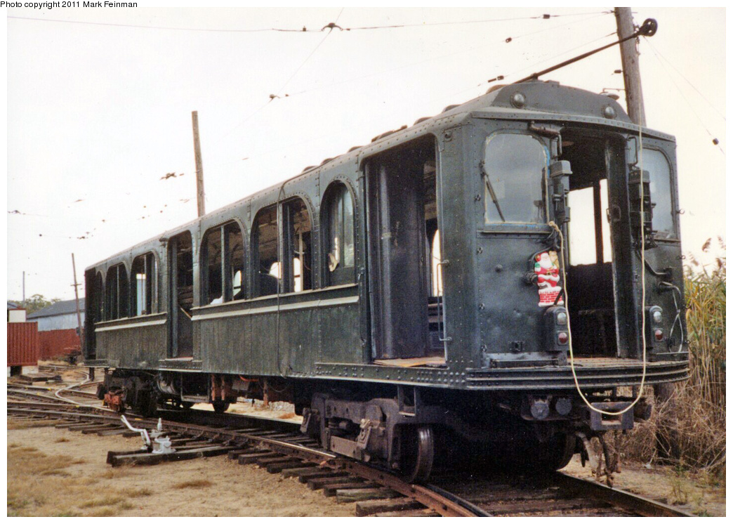 (356k, 1044x746)<br><b>Country:</b> United States<br><b>City:</b> East Haven/Branford, Ct.<br><b>System:</b> Shore Line Trolley Museum <br><b>Car:</b> H&M 503 <br><b>Photo by:</b> Mark S. Feinman<br><b>Date:</b> 10/8/1994<br><b>Viewed (this week/total):</b> 2 / 348