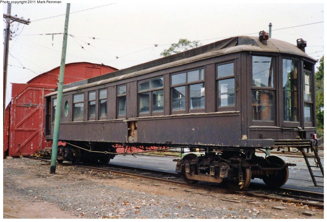 (359k, 1044x709)<br><b>Country:</b> United States<br><b>City:</b> East Haven/Branford, Ct.<br><b>System:</b> Shore Line Trolley Museum <br><b>Car:</b> Hi-V 3344 <i>Mineola</i> <br><b>Photo by:</b> Mark S. Feinman<br><b>Date:</b> 10/8/1994<br><b>Viewed (this week/total):</b> 9 / 1300