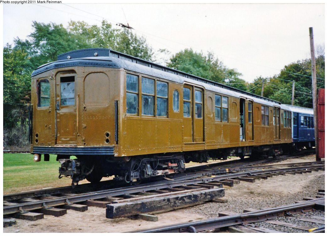 (411k, 1044x753)<br><b>Country:</b> United States<br><b>City:</b> East Haven/Branford, Ct.<br><b>System:</b> Shore Line Trolley Museum <br><b>Car:</b> BMT A/B-Type Standard 2775 <br><b>Photo by:</b> Mark S. Feinman<br><b>Date:</b> 10/8/1994<br><b>Viewed (this week/total):</b> 6 / 3093