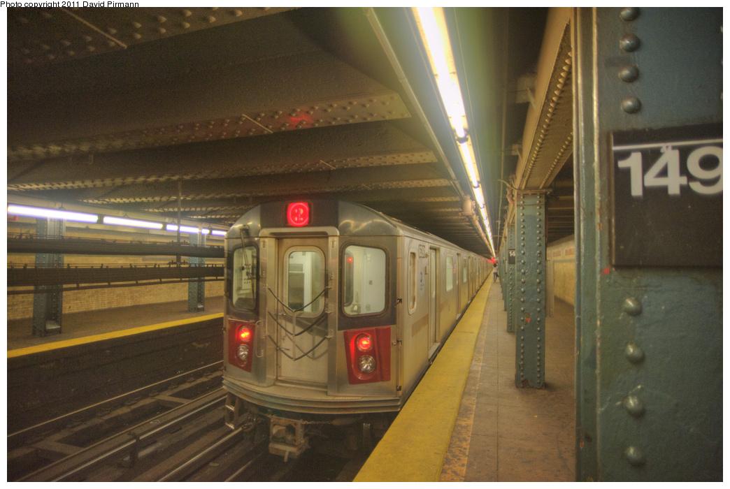 (306k, 1044x700)<br><b>Country:</b> United States<br><b>City:</b> New York<br><b>System:</b> New York City Transit<br><b>Line:</b> IRT White Plains Road Line<br><b>Location:</b> 149th Street/Grand Concourse (Mott Avenue) <br><b>Route:</b> 2<br><b>Car:</b> R-142 (Primary Order, Bombardier, 1999-2002)  6391 <br><b>Photo by:</b> David Pirmann<br><b>Date:</b> 9/24/2011<br><b>Viewed (this week/total):</b> 2 / 1654