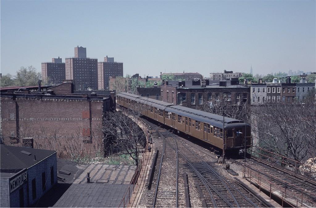 (220k, 1024x674)<br><b>Country:</b> United States<br><b>City:</b> New York<br><b>System:</b> New York City Transit<br><b>Location:</b> East New York Yard/Shops<br><b>Route:</b> Fan Trip<br><b>Car:</b> BMT A/B-Type Standard 2390 <br><b>Photo by:</b> Steve Zabel<br><b>Collection of:</b> Joe Testagrose<br><b>Date:</b> 4/30/1977<br><b>Viewed (this week/total):</b> 0 / 1053