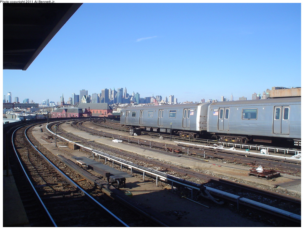 (313k, 1044x788)<br><b>Country:</b> United States<br><b>City:</b> New York<br><b>System:</b> New York City Transit<br><b>Line:</b> IND Crosstown Line<br><b>Location:</b> Smith/9th Street <br><b>Car:</b> R-46 (Pullman-Standard, 1974-75) 6026 <br><b>Photo by:</b> Al Bennett, Jr.<br><b>Date:</b> 3/13/2005<br><b>Viewed (this week/total):</b> 2 / 778