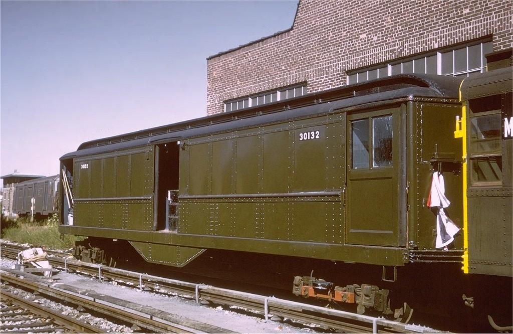 (214k, 1024x666)<br><b>Country:</b> United States<br><b>City:</b> New York<br><b>System:</b> New York City Transit<br><b>Location:</b> Coney Island Yard<br><b>Car:</b> Low-V 30132 (ex-5398)<br><b>Collection of:</b> Joe Testagrose<br><b>Viewed (this week/total):</b> 0 / 3662