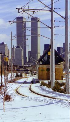 (20k, 230x400)<br><b>Country:</b> United States<br><b>City:</b> Jersey City, NJ<br><b>System:</b> Hudson Bergen Light Rail<br><b>Location:</b> Jersey Avenue <br><b>Photo by:</b> Daniel C. Boyar<br><b>Date:</b> 1/26/2000<br><b>Viewed (this week/total):</b> 1 / 9690