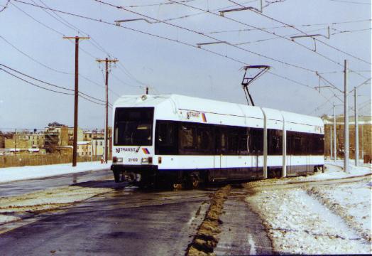 (34k, 524x360)<br><b>Country:</b> United States<br><b>City:</b> Jersey City, NJ<br><b>System:</b> Hudson Bergen Light Rail<br><b>Location:</b> Jersey Avenue <br><b>Photo by:</b> Daniel C. Boyar<br><b>Date:</b> 1/26/2000<br><b>Viewed (this week/total):</b> 4 / 3016