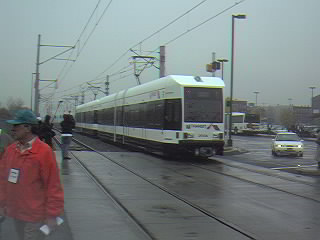 (15k, 320x240)<br><b>Country:</b> United States<br><b>City:</b> Jersey City, NJ<br><b>System:</b> Hudson Bergen Light Rail<br><b>Location:</b> Liberty State Park <br><b>Photo by:</b> Alan Braunstein<br><b>Date:</b> 4/22/2000<br><b>Viewed (this week/total):</b> 0 / 3575