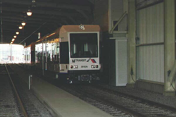 (70k, 600x400)<br><b>Country:</b> United States<br><b>City:</b> Jersey City, NJ<br><b>System:</b> Hudson Bergen Light Rail<br><b>Location:</b> HBLR Shops/Yard <br><b>Car:</b> NJT-HBLR LRV (Kinki-Sharyo, 1998-99)  2012 <br><b>Photo by:</b> Sidney Keyles<br><b>Date:</b> 6/5/1999<br><b>Viewed (this week/total):</b> 1 / 2564