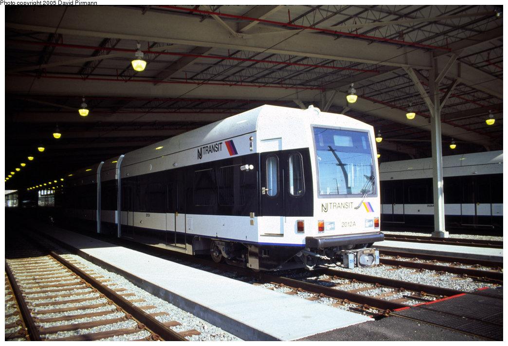 (195k, 1044x711)<br><b>Country:</b> United States<br><b>City:</b> Jersey City, NJ<br><b>System:</b> Hudson Bergen Light Rail<br><b>Location:</b> HBLR Shops/Yard <br><b>Car:</b> NJT-HBLR LRV (Kinki-Sharyo, 1998-99)  2012 <br><b>Photo by:</b> David Pirmann<br><b>Date:</b> 10/2/1999<br><b>Viewed (this week/total):</b> 0 / 2738