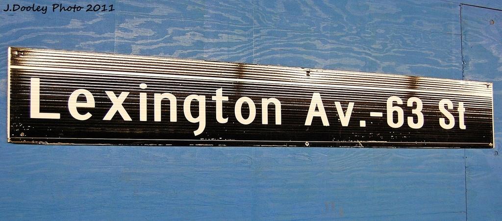 (270k, 1024x451)<br><b>Country:</b> United States<br><b>City:</b> New York<br><b>System:</b> New York City Transit<br><b>Line:</b> IND 63rd Street<br><b>Location:</b> Lexington Avenue-63rd Street <br><b>Photo by:</b> John Dooley<br><b>Date:</b> 10/12/2011<br><b>Viewed (this week/total):</b> 5 / 1048