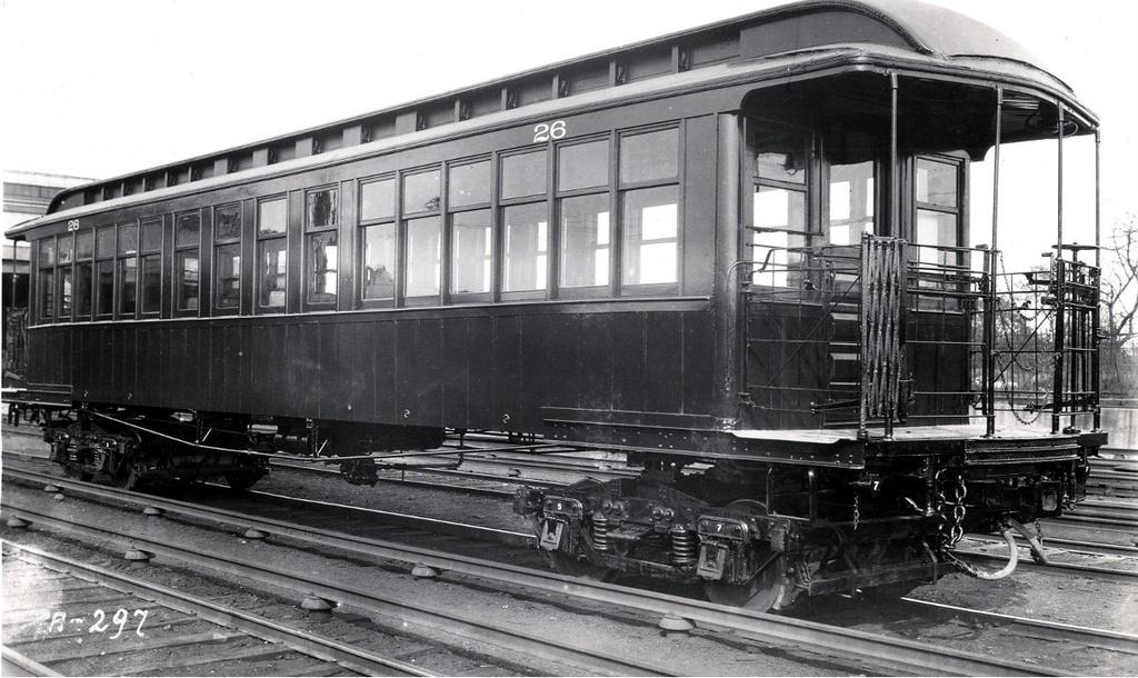 (257k, 1024x610)<br><b>Country:</b> United States<br><b>City:</b> New York<br><b>System:</b> New York City Transit<br><b>Location:</b> 36th Street Yard<br><b>Car:</b> BMT Elevated Gate Car 26 <br><b>Collection of:</b> Frank Pfuhler<br><b>Date:</b> 1932<br><b>Viewed (this week/total):</b> 0 / 1018