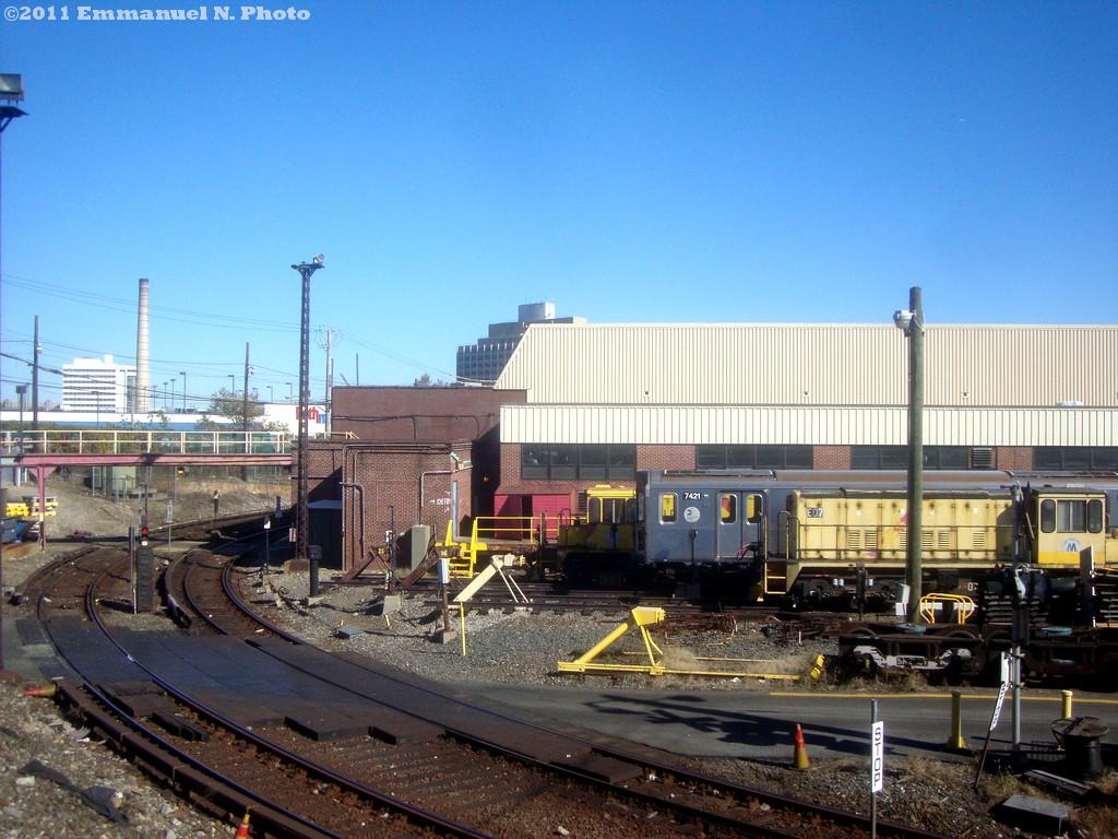 (285k, 1024x768)<br><b>Country:</b> United States<br><b>City:</b> New York<br><b>System:</b> New York City Transit<br><b>Location:</b> Westchester Yard<br><b>Photo by:</b> Emmanuel Nicolas<br><b>Date:</b> 11/5/2011<br><b>Viewed (this week/total):</b> 2 / 512