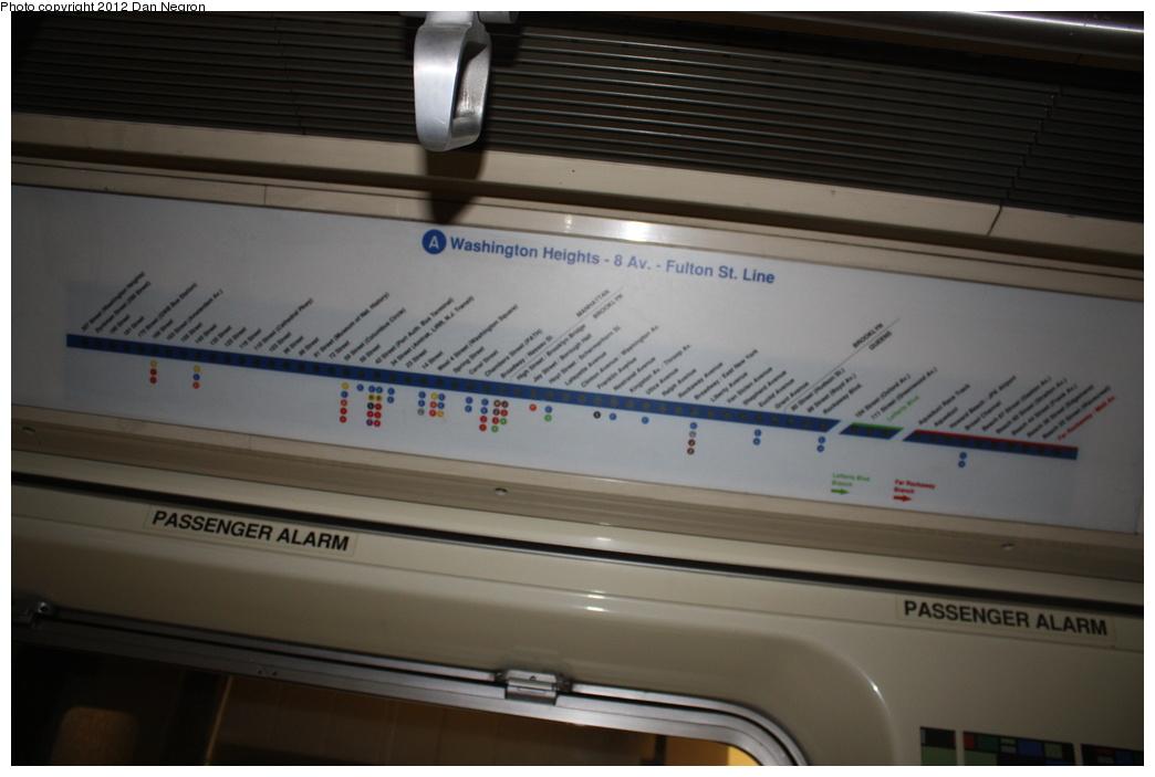 (210k, 1044x703)<br><b>Country:</b> United States<br><b>City:</b> New York<br><b>System:</b> New York City Transit<br><b>Location:</b> Coney Island Yard-Training Facilities<br><b>Car:</b> R-110B (Bombardier, 1992) 3004 <br><b>Photo by:</b> Daniel Negron<br><b>Date:</b> 12/8/2011<br><b>Viewed (this week/total):</b> 2 / 2122