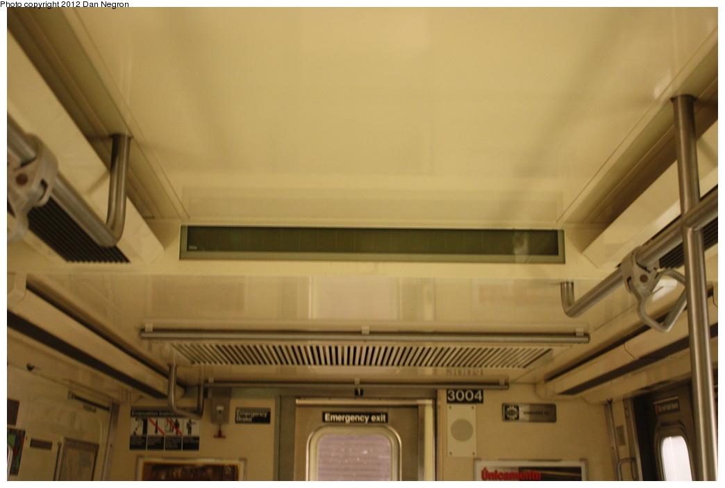 (222k, 1044x703)<br><b>Country:</b> United States<br><b>City:</b> New York<br><b>System:</b> New York City Transit<br><b>Location:</b> Coney Island Yard-Training Facilities<br><b>Car:</b> R-110B (Bombardier, 1992) 3004 <br><b>Photo by:</b> Daniel Negron<br><b>Date:</b> 12/8/2011<br><b>Viewed (this week/total):</b> 4 / 1806