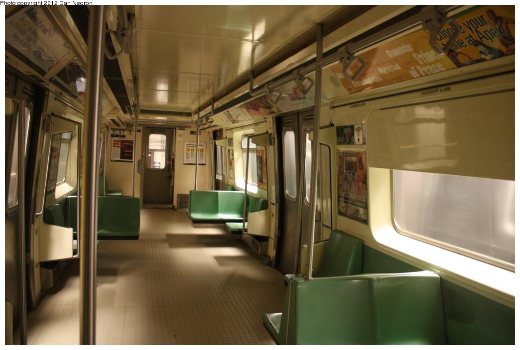 (260k, 1044x703)<br><b>Country:</b> United States<br><b>City:</b> New York<br><b>System:</b> New York City Transit<br><b>Location:</b> Coney Island Yard-Training Facilities<br><b>Car:</b> R-110B (Bombardier, 1992) 3006 <br><b>Photo by:</b> Daniel Negron<br><b>Date:</b> 12/8/2011<br><b>Viewed (this week/total):</b> 0 / 1200