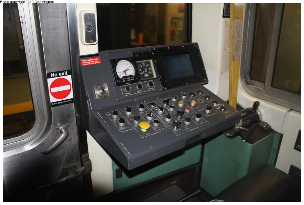 (234k, 1044x703)<br><b>Country:</b> United States<br><b>City:</b> New York<br><b>System:</b> New York City Transit<br><b>Location:</b> Coney Island Yard-Training Facilities<br><b>Car:</b> R-110B (Bombardier, 1992) 3006 <br><b>Photo by:</b> Daniel Negron<br><b>Date:</b> 12/8/2011<br><b>Viewed (this week/total):</b> 1 / 1941