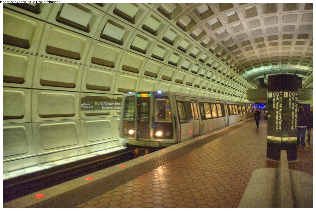 (363k, 1044x700)<br><b>Country:</b> United States<br><b>City:</b> Washington, D.C.<br><b>System:</b> Washington Metro (WMATA)<br><b>Line:</b> WMATA Green Line<br><b>Location:</b> U Street/African-American Civil War Memorial/Cardozo <br><b>Photo by:</b> David Pirmann<br><b>Date:</b> 1/14/2012<br><b>Viewed (this week/total):</b> 0 / 933