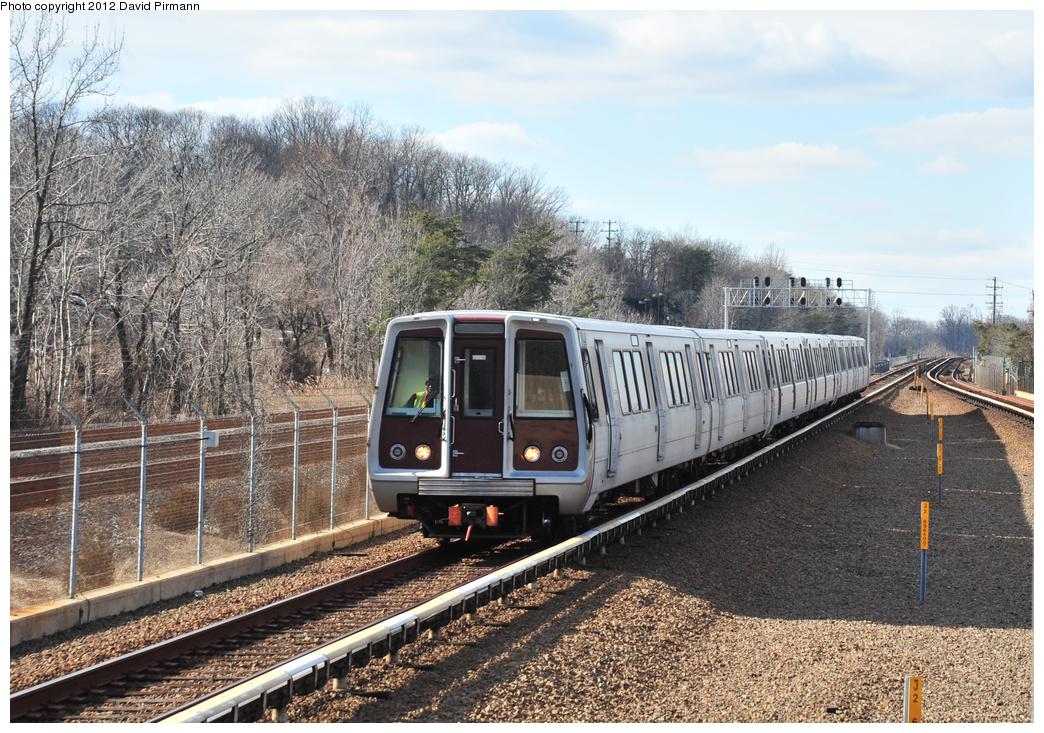 (456k, 1044x733)<br><b>Country:</b> United States<br><b>City:</b> Washington, D.C.<br><b>System:</b> Washington Metro (WMATA)<br><b>Line:</b> WMATA Blue Line<br><b>Location:</b> Van Dorn Street <br><b>Photo by:</b> David Pirmann<br><b>Date:</b> 1/14/2012<br><b>Viewed (this week/total):</b> 2 / 646