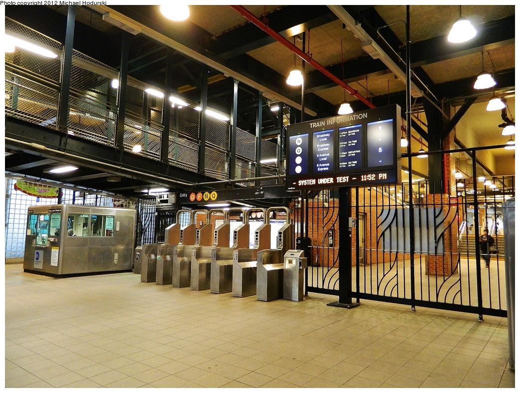 (482k, 1044x788)<br><b>Country:</b> United States<br><b>City:</b> New York<br><b>System:</b> New York City Transit<br><b>Location:</b> Coney Island/Stillwell Avenue<br><b>Photo by:</b> Michael Hodurski<br><b>Date:</b> 1/12/2012<br><b>Viewed (this week/total):</b> 1 / 1415