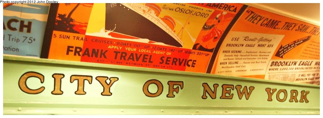 (224k, 1044x384)<br><b>Country:</b> United States<br><b>City:</b> New York<br><b>System:</b> New York City Transit<br><b>Car:</b> R-4 (American Car & Foundry, 1932-1933) 484 <br><b>Photo by:</b> John Dooley<br><b>Date:</b> 10/2/2011<br><b>Viewed (this week/total):</b> 1 / 550