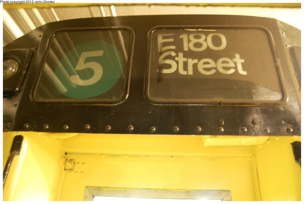 (230k, 1044x701)<br><b>Country:</b> United States<br><b>City:</b> New York<br><b>System:</b> New York City Transit<br><b>Location:</b> New York Transit Museum<br><b>Car:</b> R-95 Revenue Collector 0R715 <br><b>Photo by:</b> John Dooley<br><b>Date:</b> 10/2/2011<br><b>Viewed (this week/total):</b> 0 / 1074