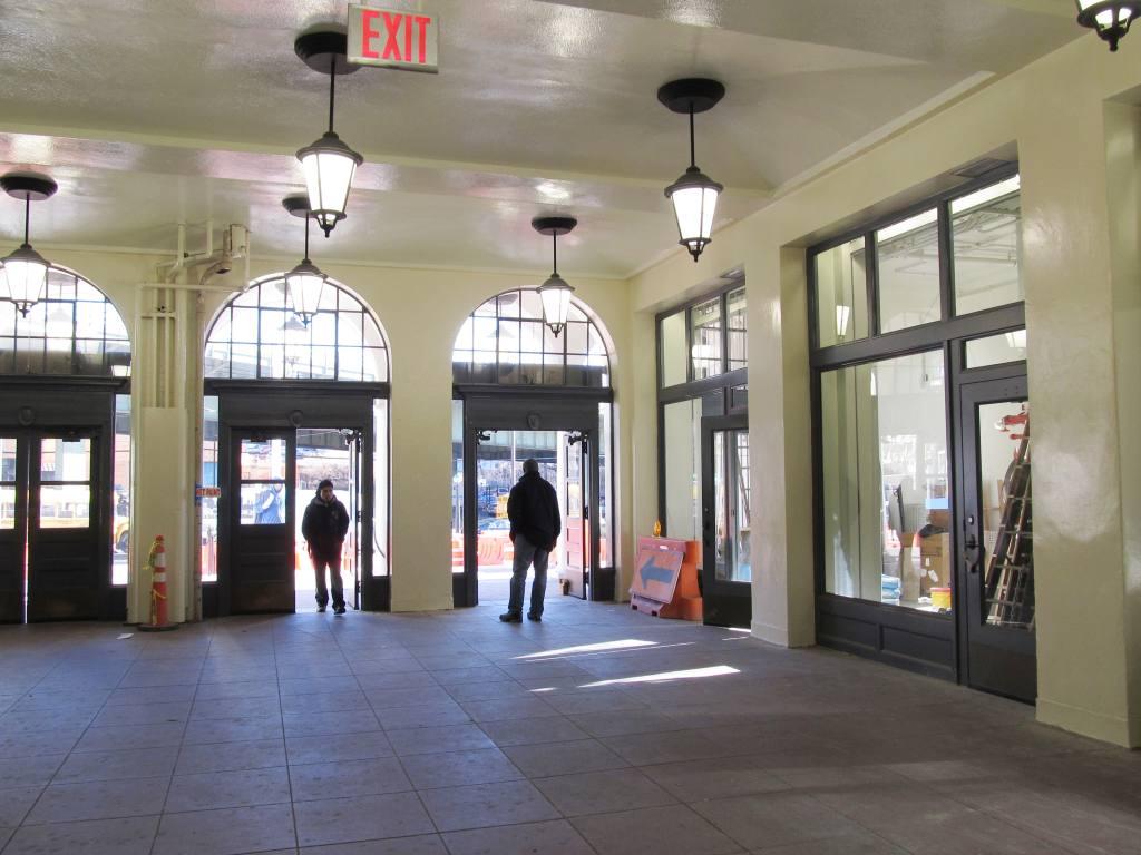 (101k, 1024x768)<br><b>Country:</b> United States<br><b>City:</b> New York<br><b>System:</b> New York City Transit<br><b>Line:</b> IRT White Plains Road Line<br><b>Location:</b> East 180th Street <br><b>Photo by:</b> Robbie Rosenfeld<br><b>Date:</b> 1/18/2012<br><b>Notes:</b> NYW&B station house interior.<br><b>Viewed (this week/total):</b> 0 / 1347