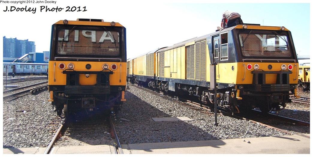 (314k, 1044x524)<br><b>Country:</b> United States<br><b>City:</b> New York<br><b>System:</b> New York City Transit<br><b>Location:</b> Coney Island Yard<br><b>Car:</b> R-137 Vacuum Cleaning Train  VT205 <br><b>Photo by:</b> John Dooley<br><b>Date:</b> 10/9/2011<br><b>Viewed (this week/total):</b> 8 / 1540