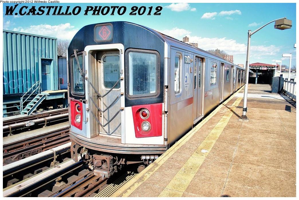 (428k, 1044x700)<br><b>Country:</b> United States<br><b>City:</b> New York<br><b>System:</b> New York City Transit<br><b>Line:</b> IRT Pelham Line<br><b>Location:</b> Westchester Square <br><b>Route:</b> 6<br><b>Car:</b> R-142A (Primary Order, Kawasaki, 1999-2002)  7300 <br><b>Photo by:</b> Wilfredo Castillo<br><b>Date:</b> 2/22/2012<br><b>Viewed (this week/total):</b> 0 / 867