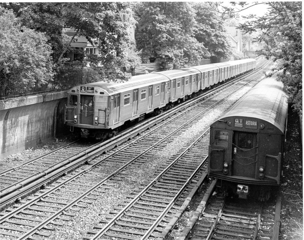 (446k, 1024x811)<br><b>Country:</b> United States<br><b>City:</b> New York<br><b>System:</b> New York City Transit<br><b>Line:</b> BMT Brighton Line<br><b>Location:</b> Avenue H <br><b>Route:</b> Q<br><b>Car:</b> R-32 (Budd, 1964)  3523 <br><b>Photo by:</b> Ed Watson/Arthur Lonto Collection<br><b>Collection of:</b> Frank Pfuhler<br><b>Date:</b> 8/1965<br><b>Viewed (this week/total):</b> 1 / 1110
