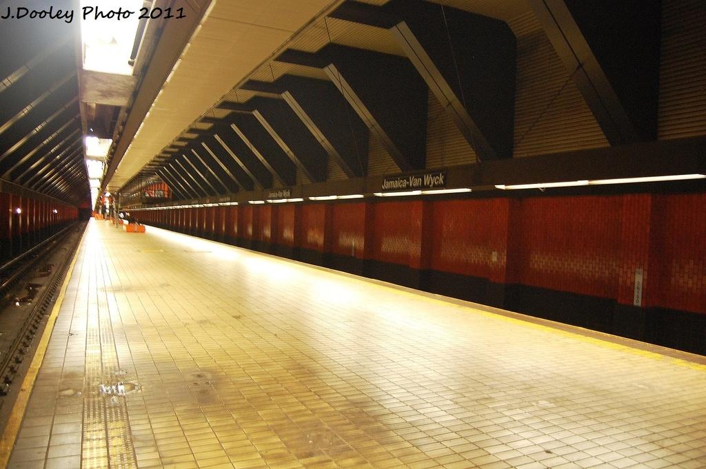 (338k, 1024x681)<br><b>Country:</b> United States<br><b>City:</b> New York<br><b>System:</b> New York City Transit<br><b>Line:</b> IND Queens Boulevard Line<br><b>Location:</b> Jamaica/Van Wyck <br><b>Photo by:</b> John Dooley<br><b>Date:</b> 9/6/2011<br><b>Viewed (this week/total):</b> 2 / 1121