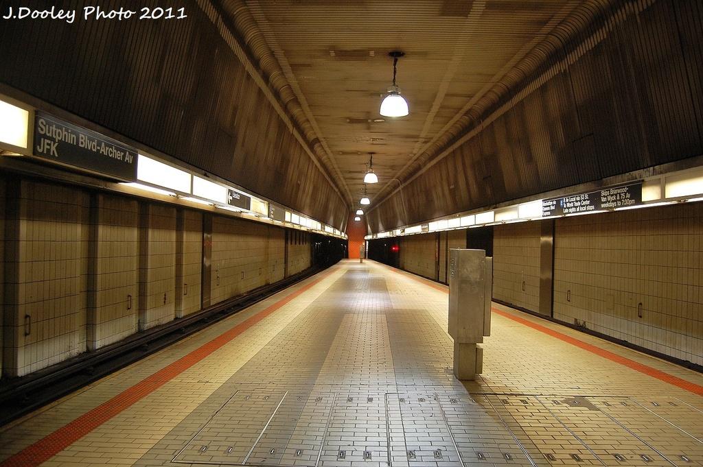 (371k, 1024x681)<br><b>Country:</b> United States<br><b>City:</b> New York<br><b>System:</b> New York City Transit<br><b>Line:</b> IND Queens Boulevard Line<br><b>Location:</b> Sutphin Blvd.-Archer Ave./JFK <br><b>Photo by:</b> John Dooley<br><b>Date:</b> 9/6/2011<br><b>Viewed (this week/total):</b> 1 / 1151