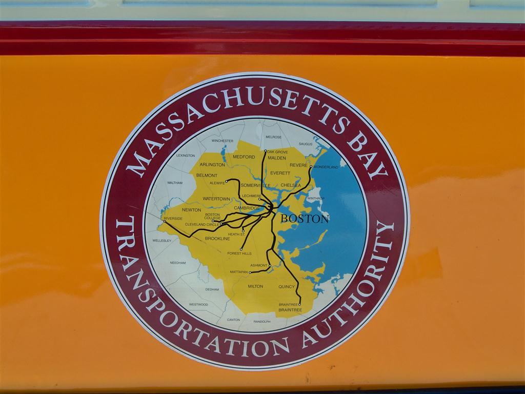 (105k, 1024x768)<br><b>Country:</b> United States<br><b>City:</b> Boston, MA<br><b>System:</b> MBTA<br><b>Line:</b> MBTA Mattapan-Ashmont Line<br><b>Location:</b> Ashmont<br><b>Car:</b> MBTA/BSRy PCC Wartime (Pullman-Standard, 1945-46) 3260 <br><b>Photo by:</b> Fran Rogers<br><b>Date:</b> 5/23/2010<br><b>Viewed (this week/total):</b> 0 / 659