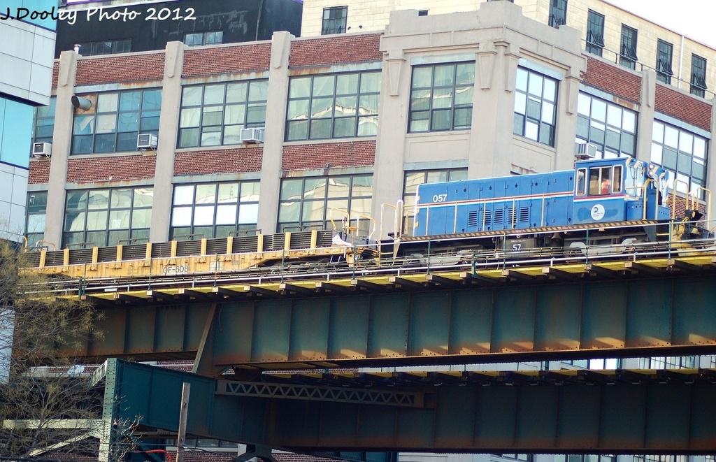 (369k, 1024x661)<br><b>Country:</b> United States<br><b>City:</b> New York<br><b>System:</b> New York City Transit<br><b>Line:</b> IRT Flushing Line<br><b>Location:</b> Court House Square/45th Road <br><b>Route:</b> Work Service<br><b>Car:</b> R-41 Locomotive  57 <br><b>Photo by:</b> John Dooley<br><b>Date:</b> 1/29/2012<br><b>Viewed (this week/total):</b> 0 / 807