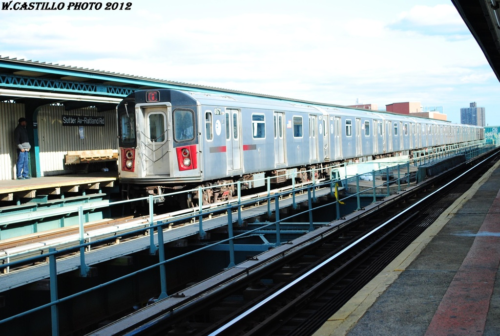(310k, 1024x687)<br><b>Country:</b> United States<br><b>City:</b> New York<br><b>System:</b> New York City Transit<br><b>Line:</b> IRT Brooklyn Line<br><b>Location:</b> Sutter Avenue/Rutland Road <br><b>Photo by:</b> Wilfredo Castillo<br><b>Date:</b> 3/29/2012<br><b>Viewed (this week/total):</b> 1 / 931