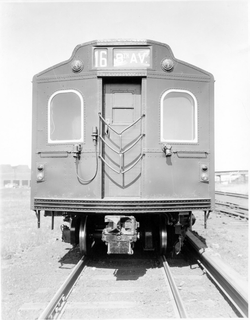 (204k, 800x1024)<br><b>Country:</b> United States<br><b>City:</b> New York<br><b>System:</b> New York City Transit<br><b>Location:</b> Coney Island Yard<br><b>Car:</b> BMT Multi 7014 <br><b>Photo by:</b> Ed Watson/Arthur Lonto Collection<br><b>Collection of:</b> Frank Pfuhler<br><b>Date:</b> 1936<br><b>Viewed (this week/total):</b> 1 / 512