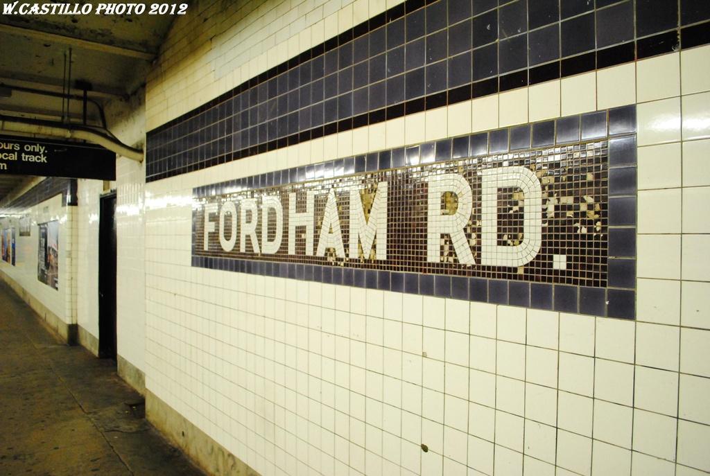 (290k, 1024x687)<br><b>Country:</b> United States<br><b>City:</b> New York<br><b>System:</b> New York City Transit<br><b>Line:</b> IND Concourse Line<br><b>Location:</b> Fordham Road <br><b>Photo by:</b> Wilfredo Castillo<br><b>Date:</b> 3/31/2012<br><b>Viewed (this week/total):</b> 1 / 744