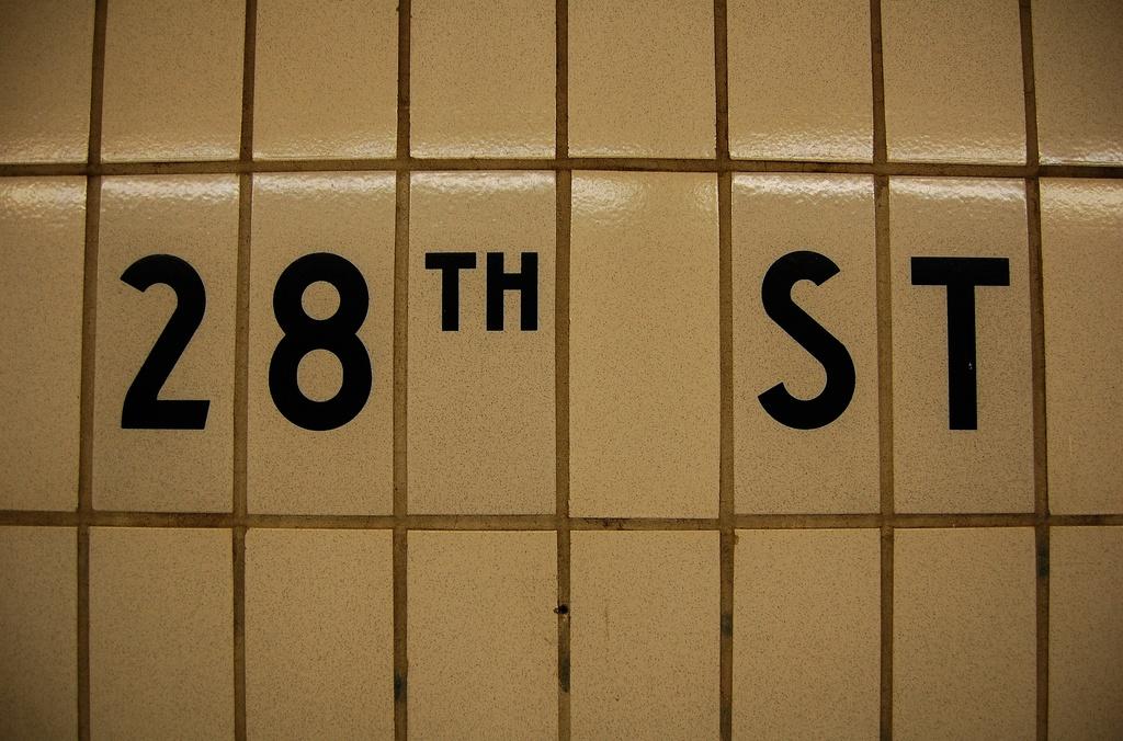 (350k, 1024x676)<br><b>Country:</b> United States<br><b>City:</b> New York<br><b>System:</b> New York City Transit<br><b>Line:</b> IRT West Side Line<br><b>Location:</b> 28th Street <br><b>Photo by:</b> John Dooley<br><b>Date:</b> 2/26/2012<br><b>Viewed (this week/total):</b> 0 / 1043