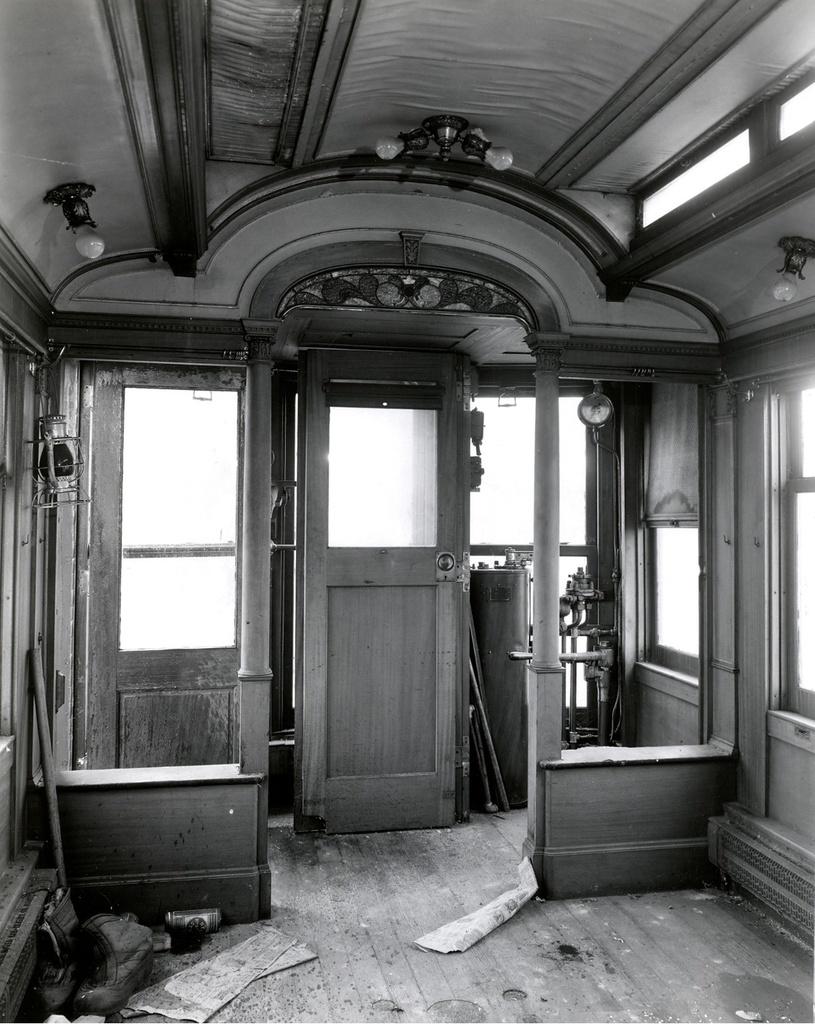 (291k, 815x1024)<br><b>Country:</b> United States<br><b>City:</b> East Haven/Branford, Ct.<br><b>System:</b> Shore Line Trolley Museum <br><b>Car:</b> Hi-V 3344 <i>Mineola</i> <br><b>Collection of:</b> Frank Pfuhler<br><b>Date:</b> 9/17/1954<br><b>Viewed (this week/total):</b> 0 / 960