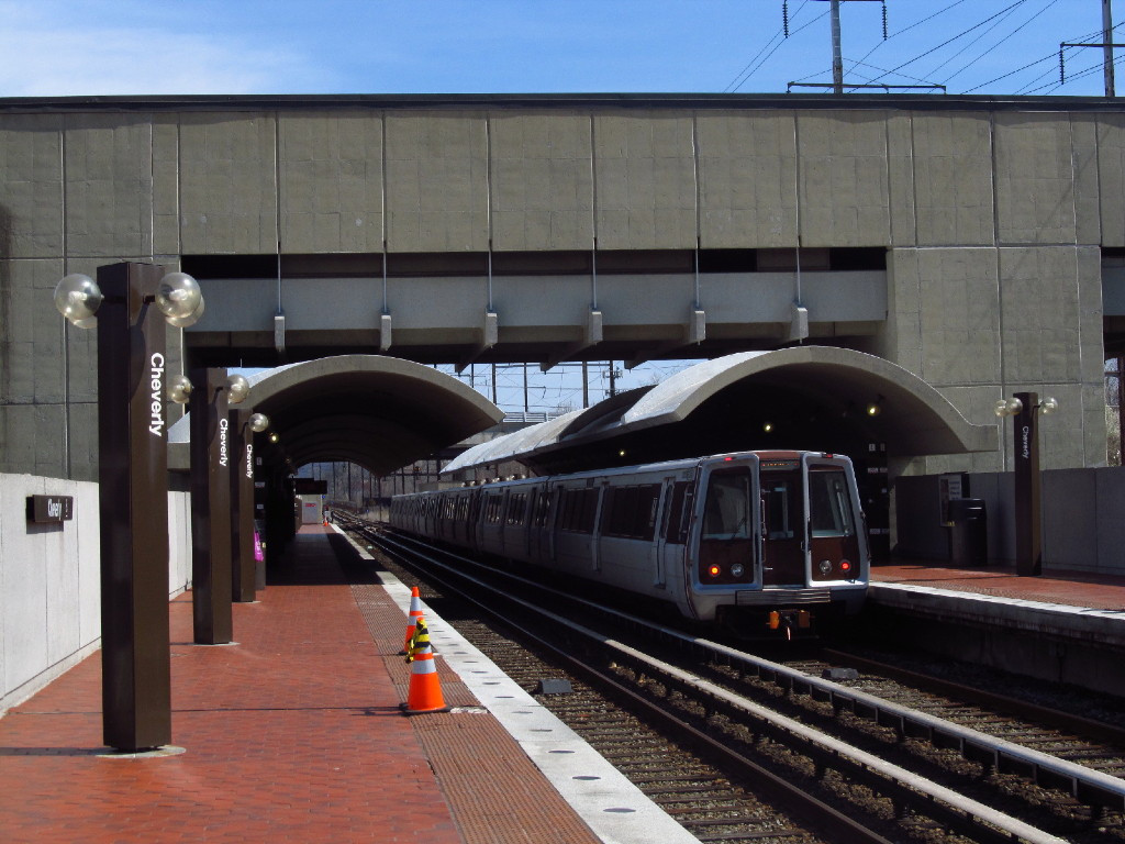 (208k, 1024x768)<br><b>Country:</b> United States<br><b>City:</b> Washington, D.C.<br><b>System:</b> Washington Metro (WMATA)<br><b>Line:</b> WMATA Orange Line<br><b>Location:</b> Cheverly <br><b>Photo by:</b> Andre Samuel<br><b>Date:</b> 3/26/2011<br><b>Viewed (this week/total):</b> 0 / 930